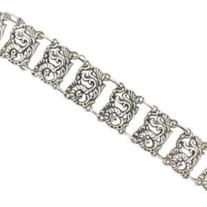 Haglund Silver Bracelet AJ15504