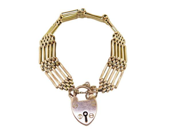 Gold Bracelet AJ15657