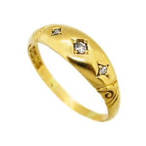 Diamond Gypsy Ring AJ15660