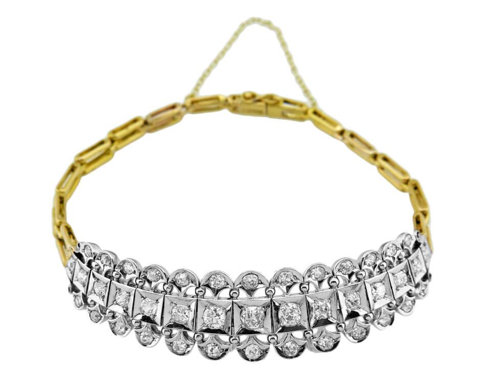 Diamond Bracelet AJ15801