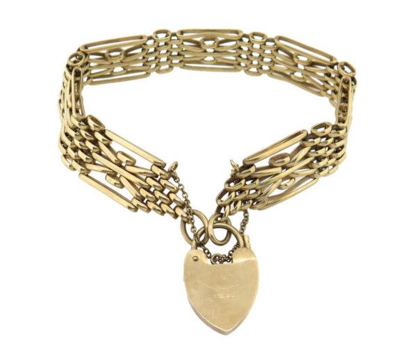 Gold Bracelet AJA218