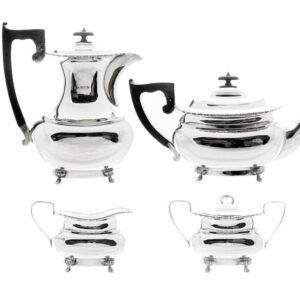 4 Piece Tea Set AS11951