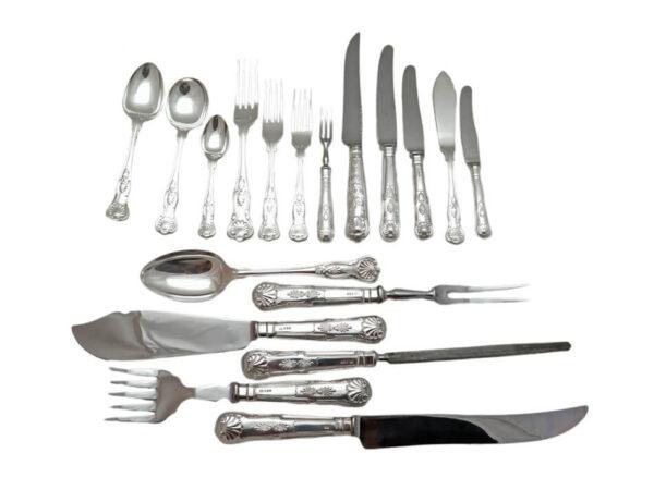 King's Pattern Cutlery Set AS12012
