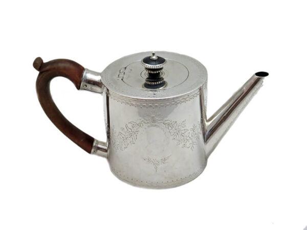 Georgian Teapot AS12022