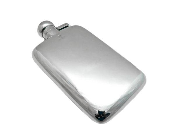 Gentleman's Silver Hip Flask AS12061