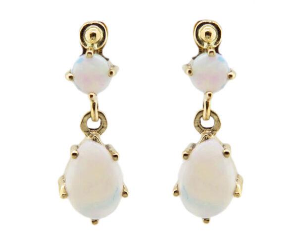 Opal Drop Earrings MJ10634