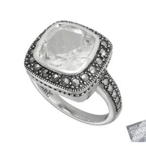 Clear Quartz Ring MJ13050