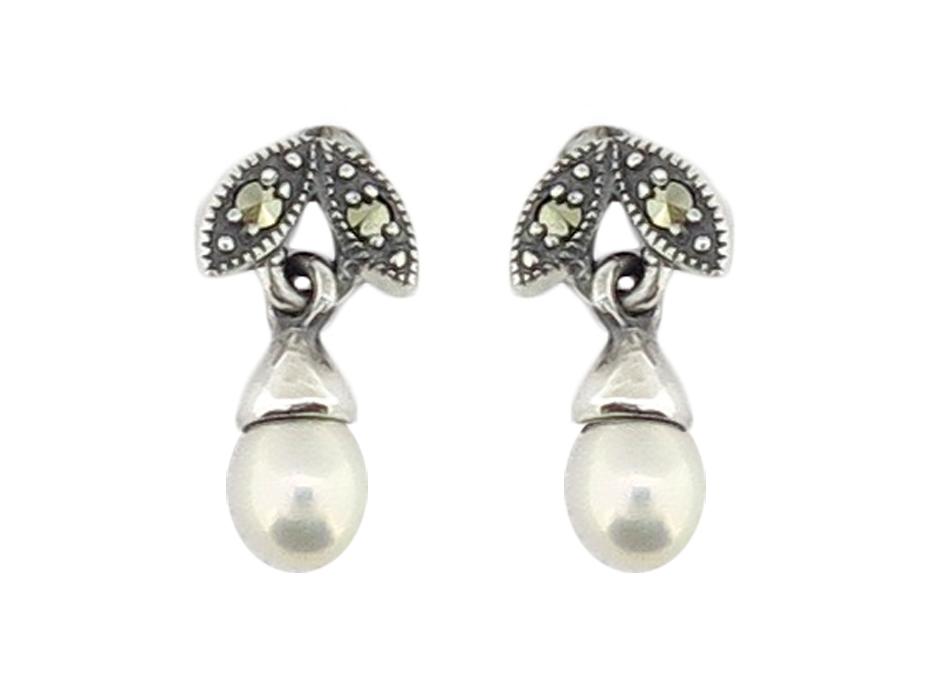 Freshwater Pearl Earrings MJ13870