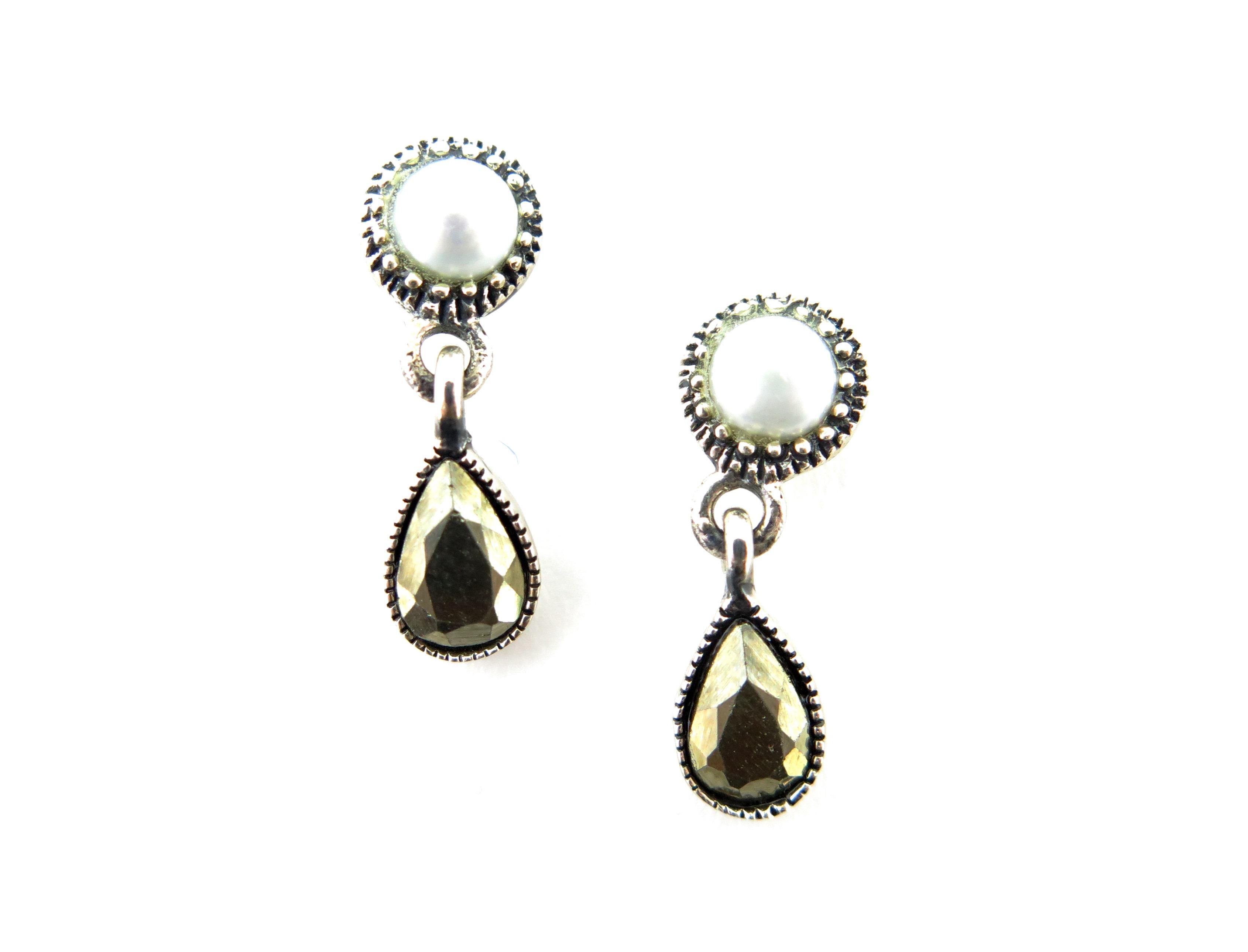 Freshwater Pearl Earrings MJ14051