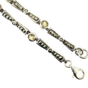 Citrine Bracelet MJ14083