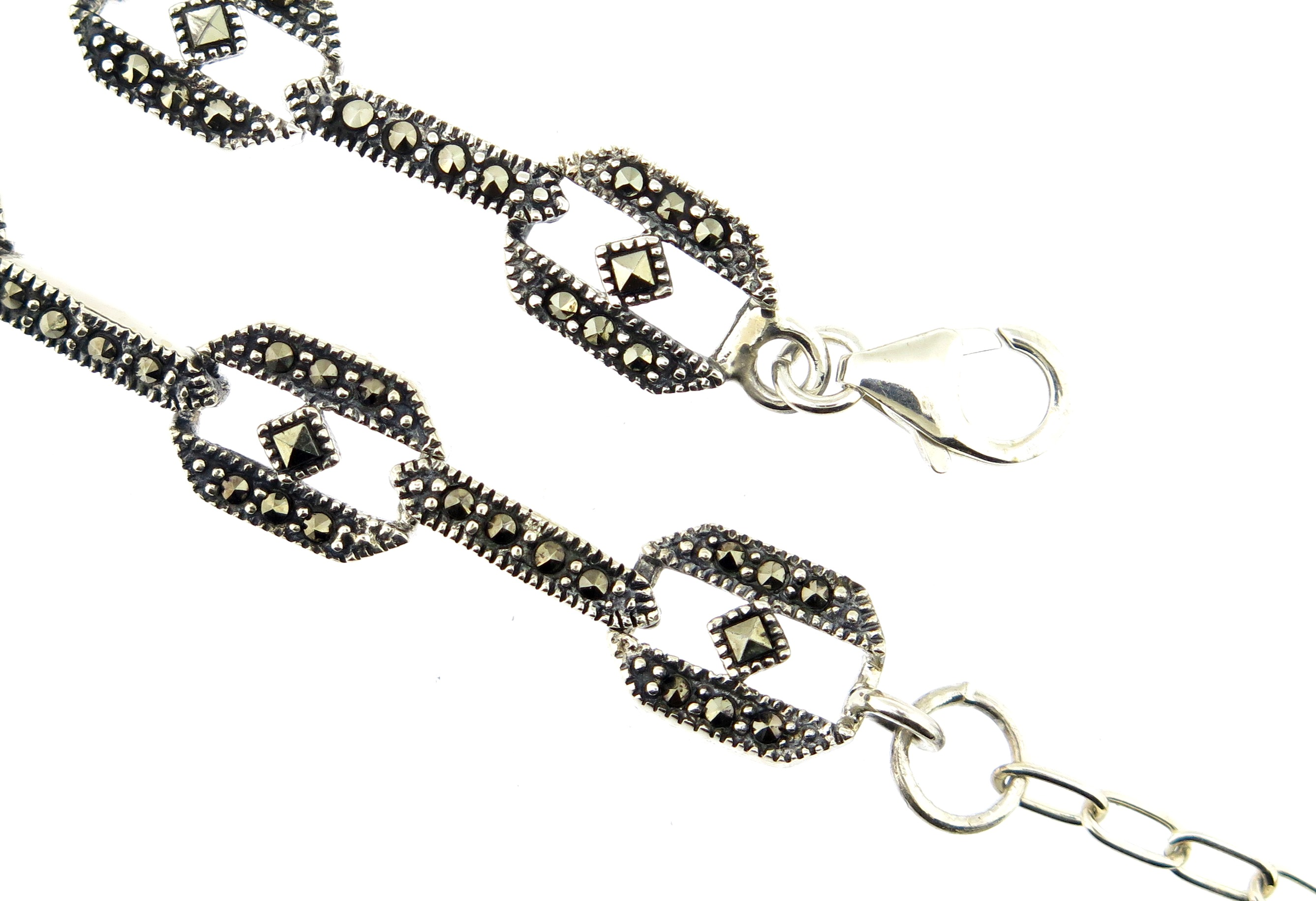 Marcasite Bracelet MJ14133A