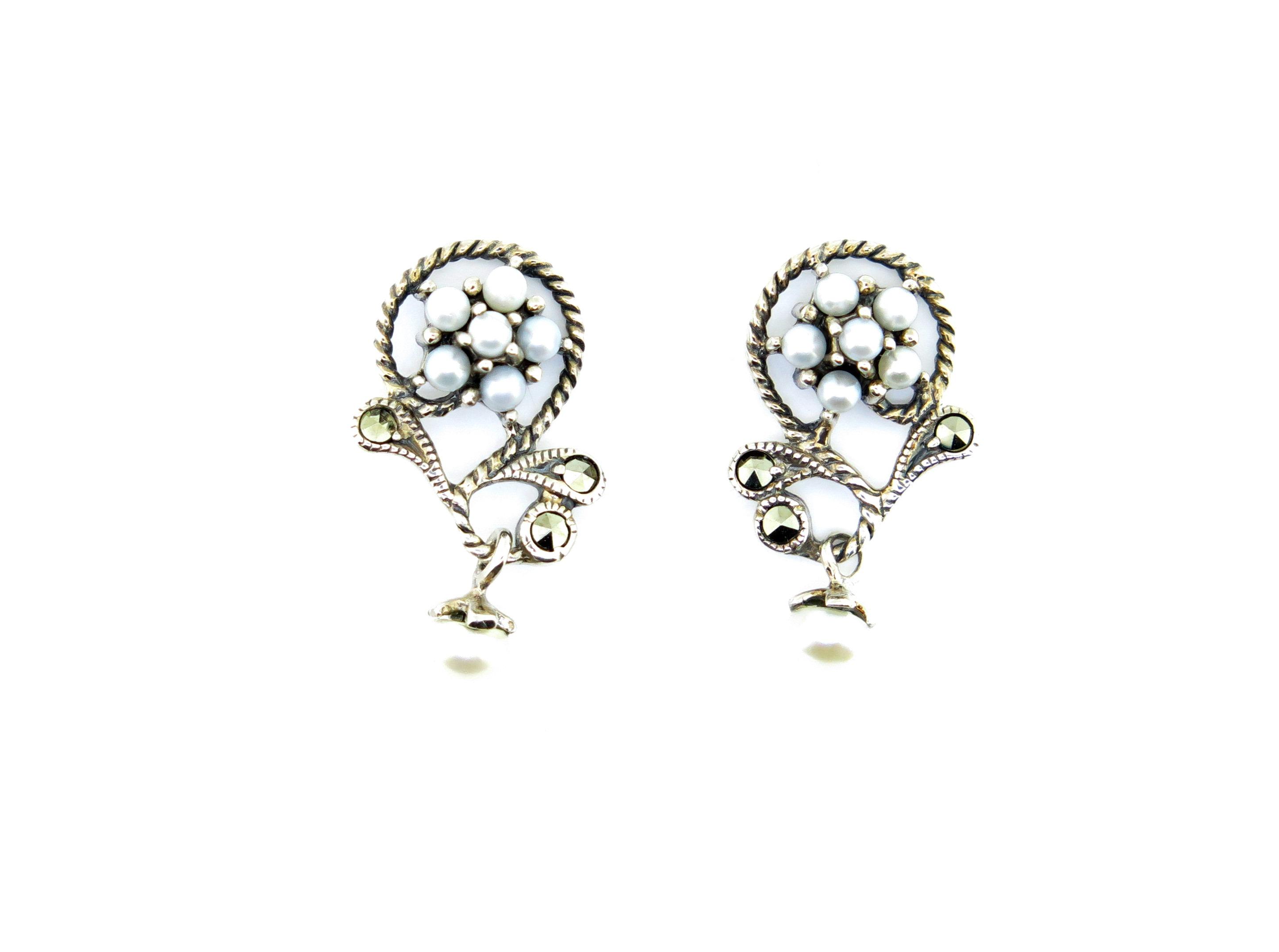 Seed Pearl Earring MJ14234