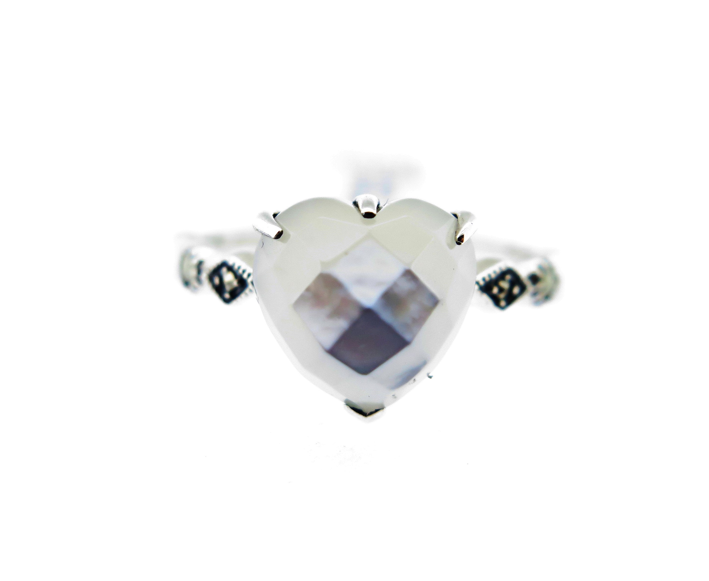 Mother-of-Pearl Ring MJ15990