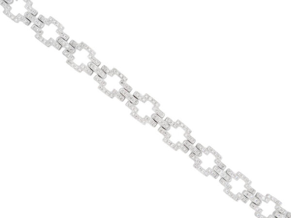 Diamond Bracelet MJ16561
