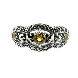 Citrine Ring MJ17742