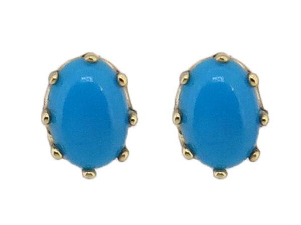 Turquoise Earrings MJ17871