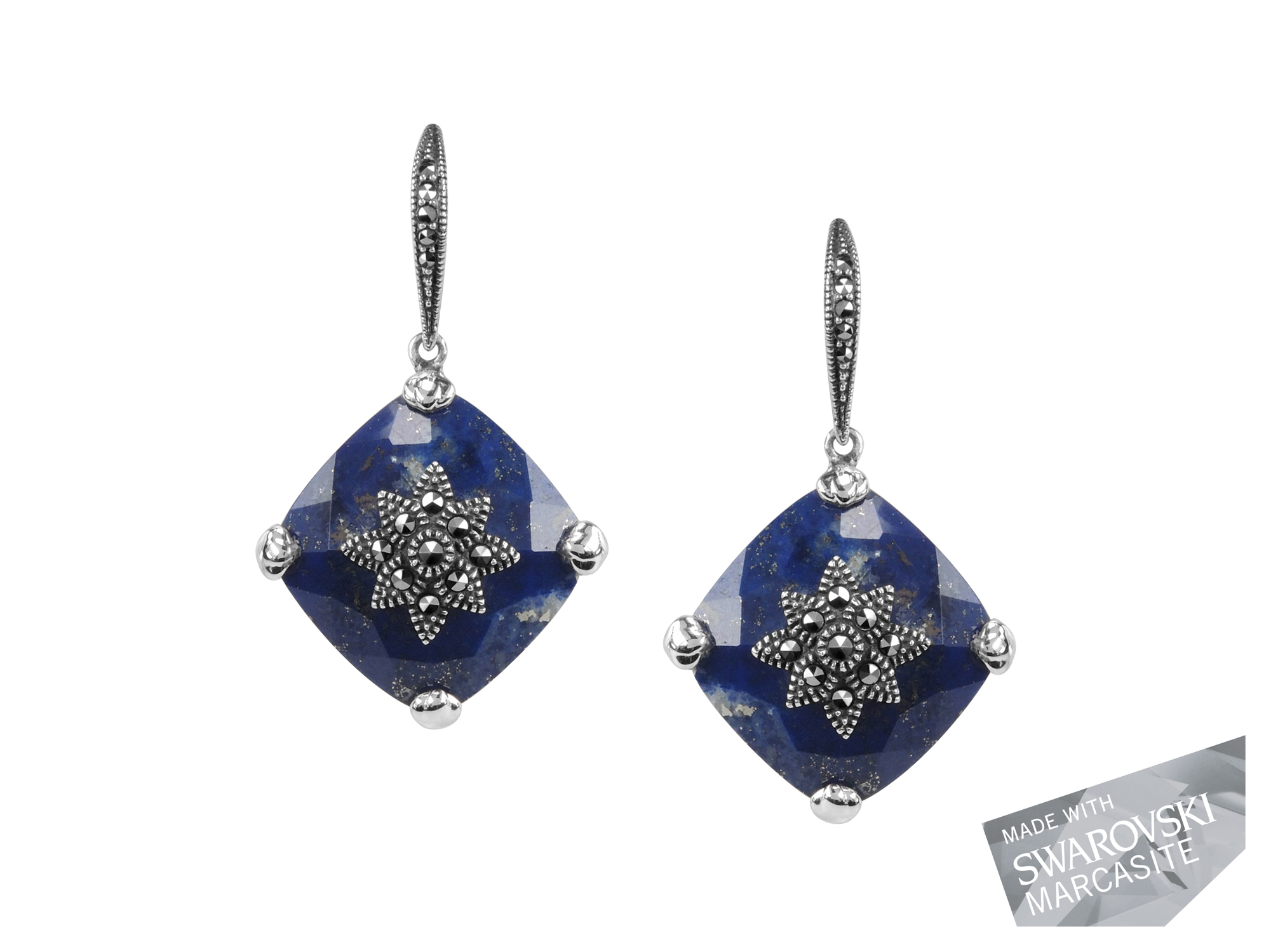 Lapis Lazuli Earrings MJ18125