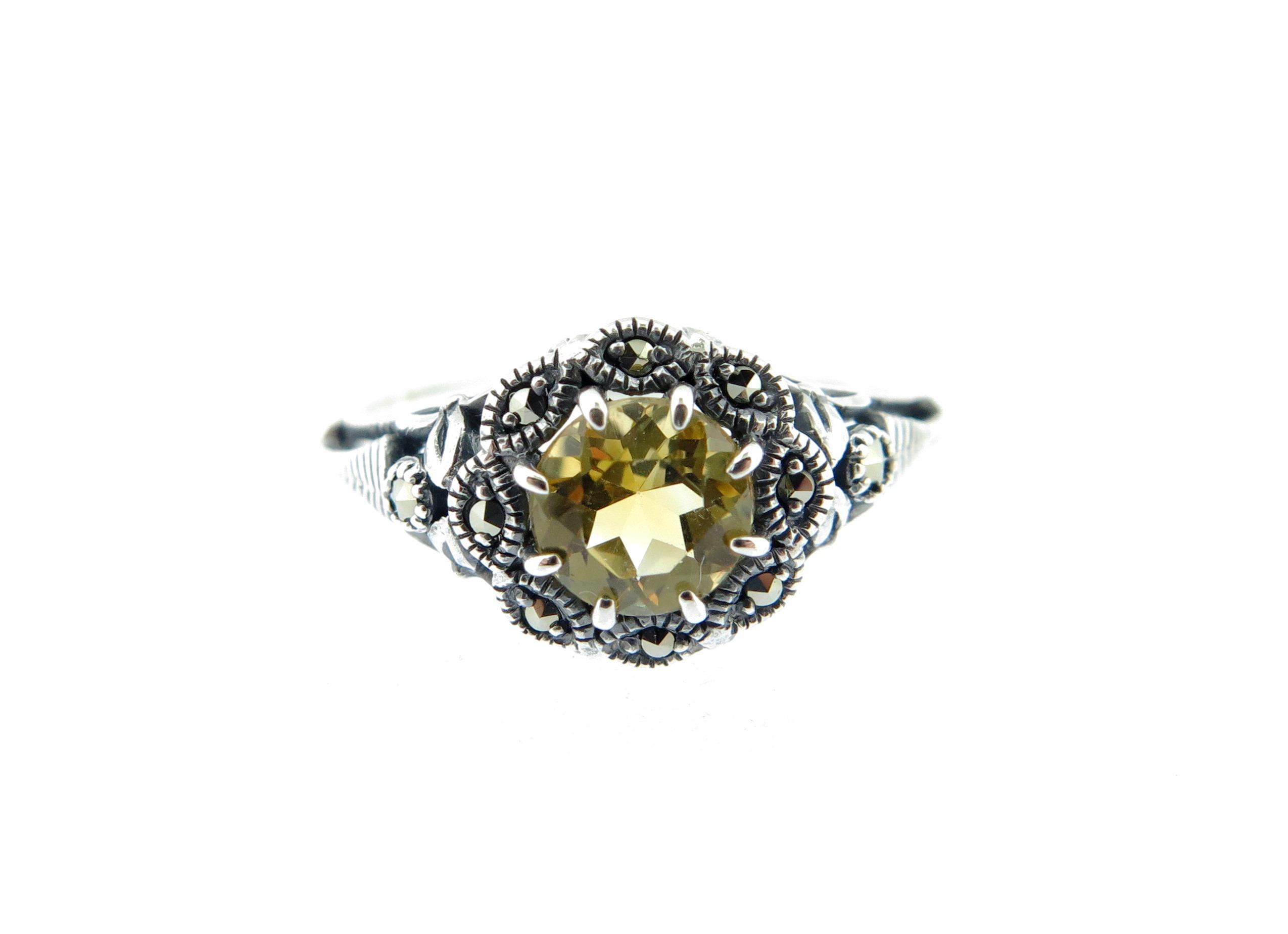 Citrine Ring MJ18234
