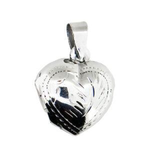 Small Heart Locket MJ18476