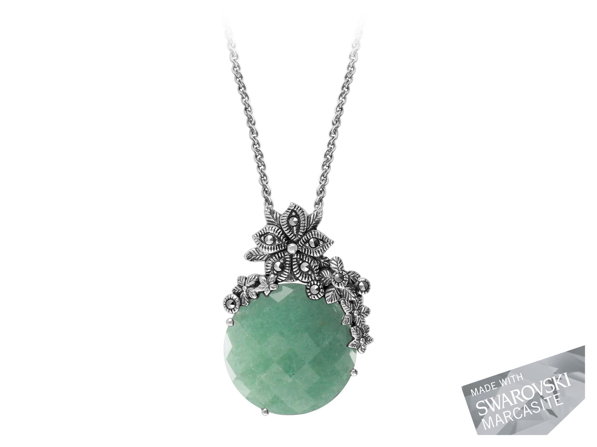 Green Aventurine Necklace MJ18907
