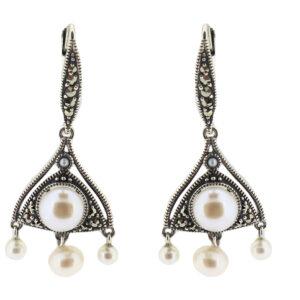 Freshwater Pearl Earrings MJ19349