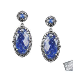 Lapis Lazuli Earrings MJ19476