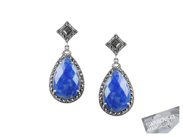 Lapis Lazuli Earrings MJ19483