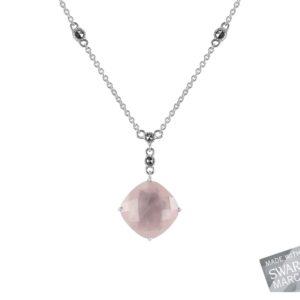 Rose Quartz Necklace MJ19500