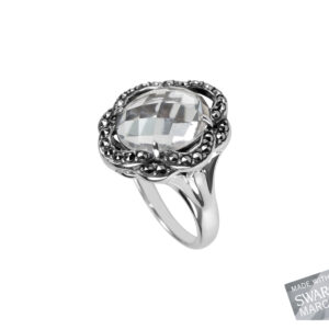 Clear Quartz Ring MJ19558