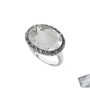 Clear Quartz Ring MJ19569