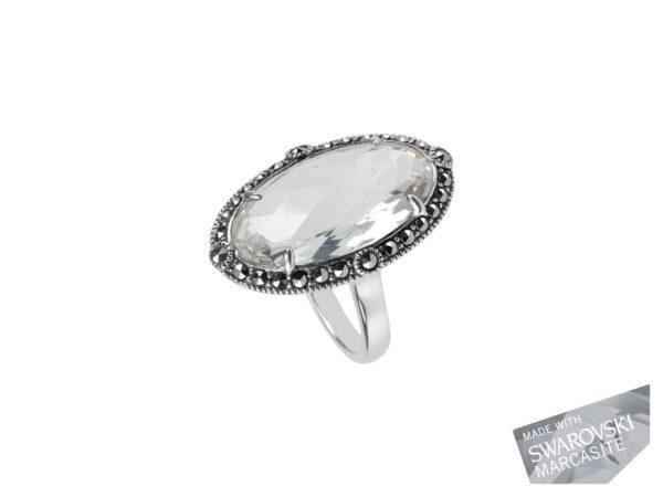 Clear Quartz Ring MJ19579