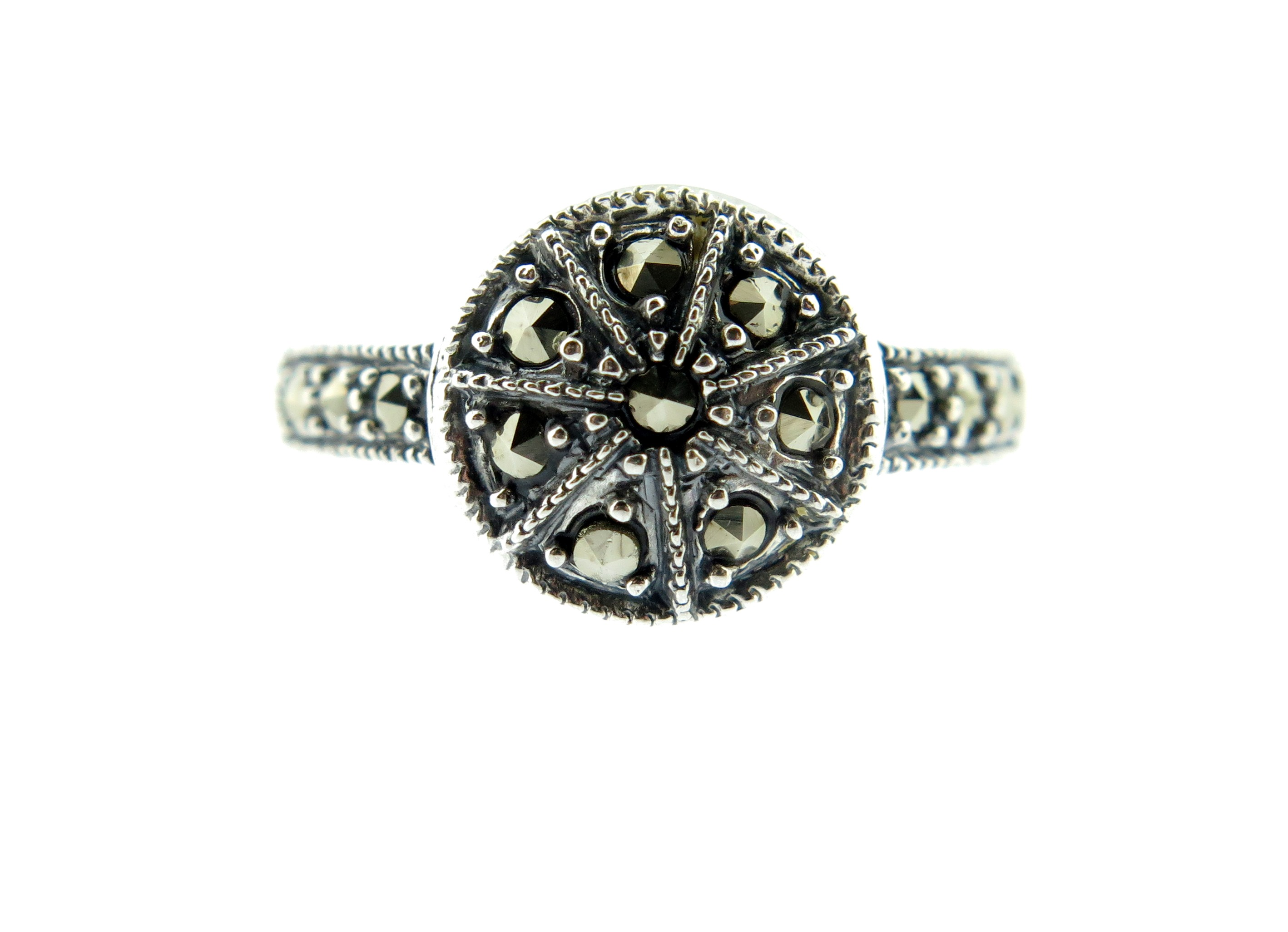 Marcasite Ring MJ19882