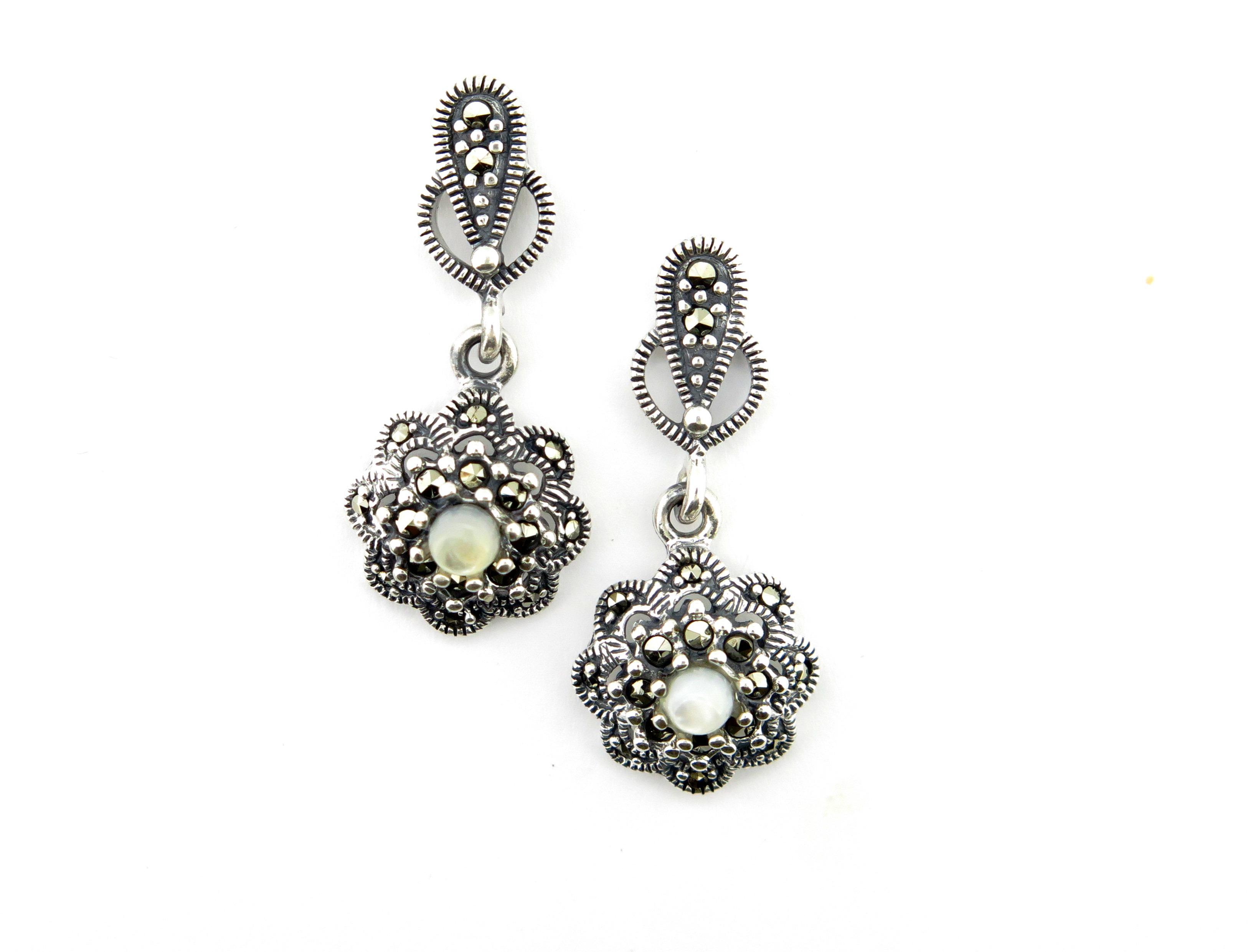 Mother of Pearl Earrings MJ20032