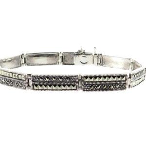 Marcasite Bracelet MJ20456
