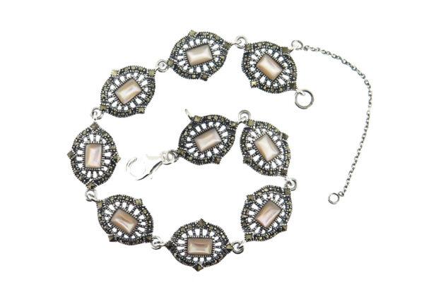 Pink Mother of Pearl Bracelet MJ20474