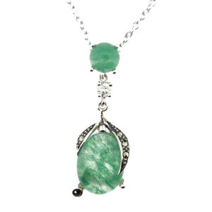 Green Aventurine Necklace MJ20748