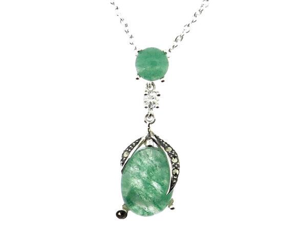 Green Aventurine Necklace MJ20748