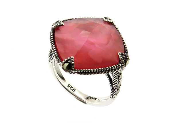 Pesca Mother of Pearl Ring MJ20754