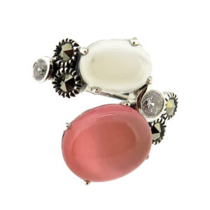 Pesca Mother of Pearl Ring MJ20764