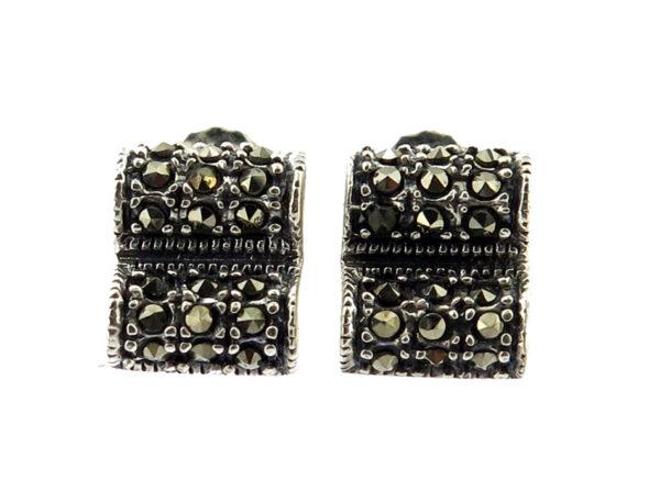 Marcasite Earrings MJ20824