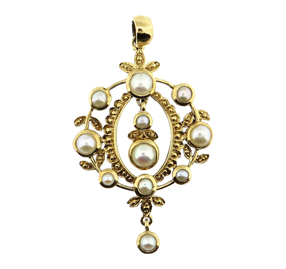 Pearl Pendant MJ21091