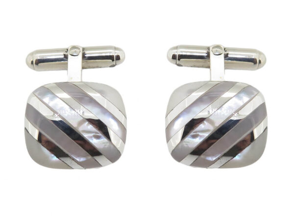Mother-Of-Pearl Cufflinks MJ21756