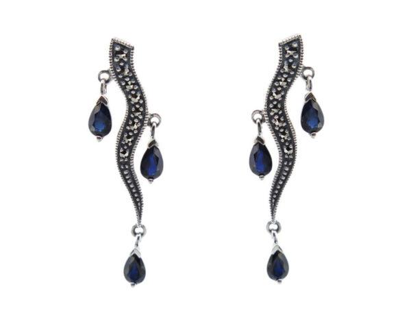 Sapphire Drops MJ22042