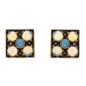 Opal Stud Earrings MJ3945