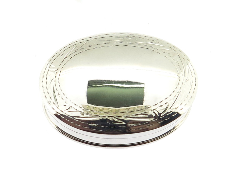 Oval Box MS1756