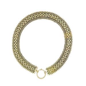 Gold Victorian Collar NFS712